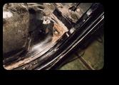 シートベルトアンカー
